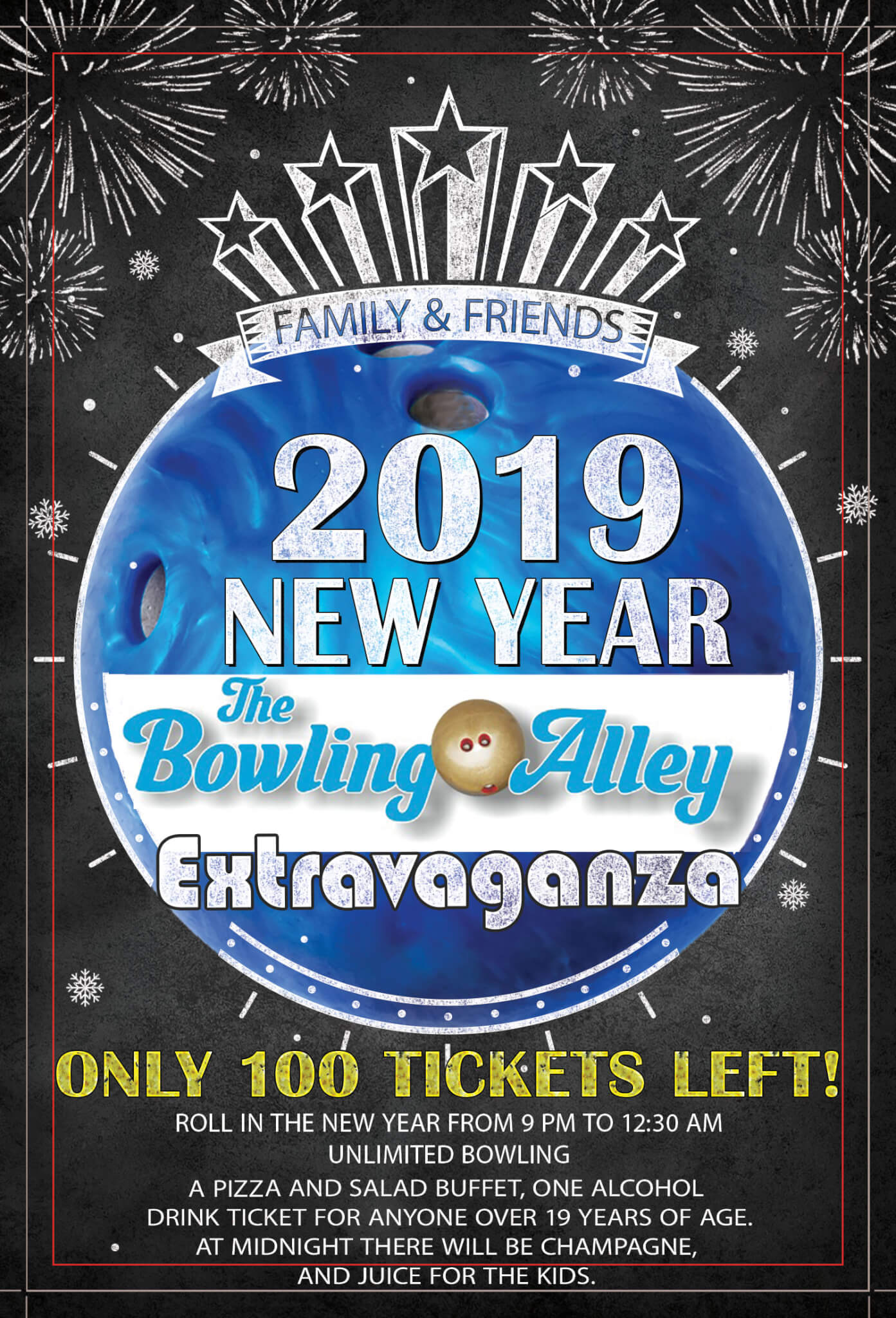 New Years 2019 Party Owen Sound